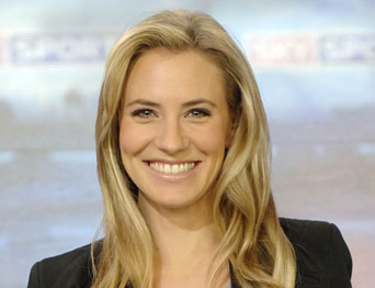 3. Georgie Thompson