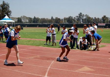 Special Olympics, Long Beach, California, summer 2008